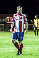 Dorking Wanderers FC v East Grinstead Town FC 18th Oct 2016