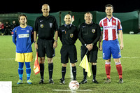 Dorking Wanderers FC v South Park FC 6th December 2016