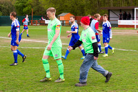 v Hythe Town FC 15 April 2017